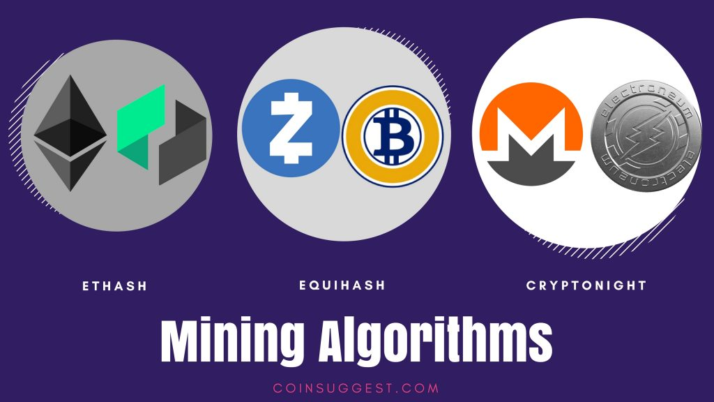 Cryptocurrency Algorithm - Why Is It Important In Mining