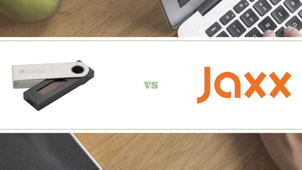 hardware wallet comparison to software